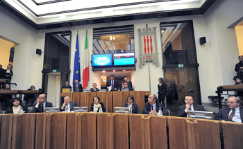 Il Consiglio Regionale dell'Umbria