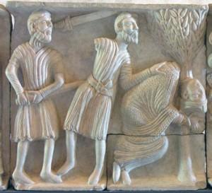 La decapitazione di sant'Emiliano