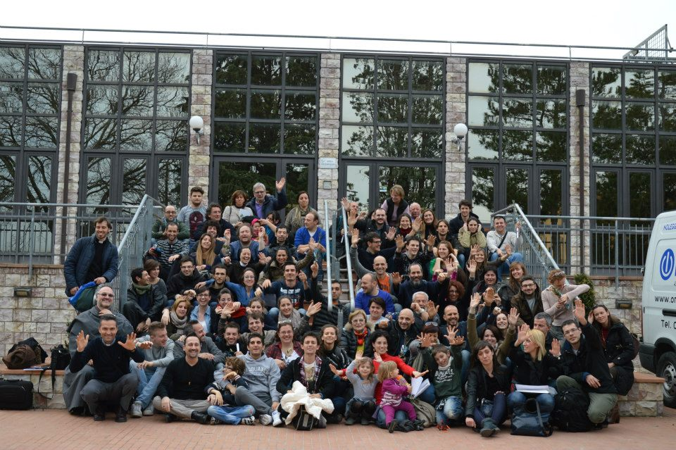 I partecipanti al meeting 2fcf8462c1f