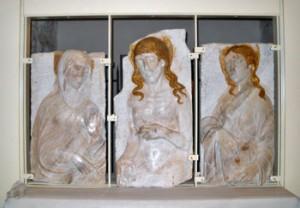 L'altare della Pietà di Agostino di Duccio