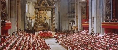 Plenaria Concilio Vaticano II