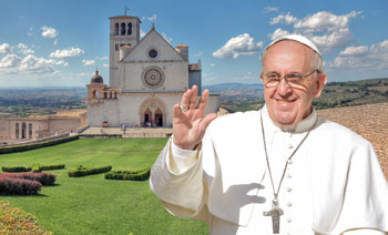 assisi-basilica-papa-francesco