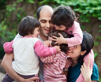 famiglia-bambini