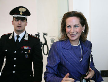 Il commissario prefettizio Maria Luisa D'Alessandro