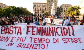 protesta-violenza-donne-FEMMINICIDIO