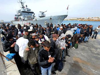 Lampedusa-sbarchi