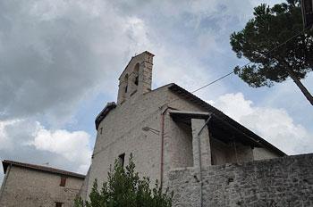 La chiesa di San Michele arcangelo
