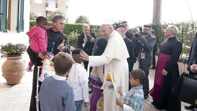 Papa Francesco alla Caritas 04