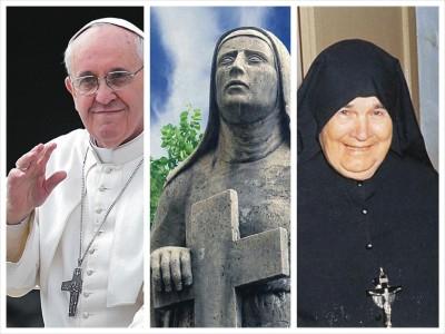 Angela-da-foligno-papa-francesco-madre-speranza