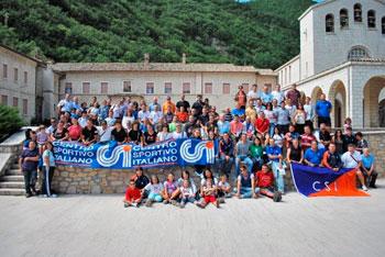 L'incontro a Roccaporena dei comitati di Umbria, Marche, Abruzzo e Lazio