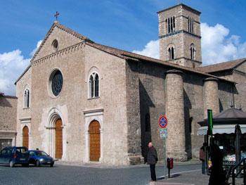 La chiesa di San Francesco a Terni