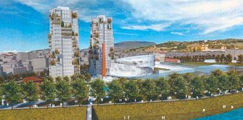Il progetto rivisitato con al centro il Parco delle scienze