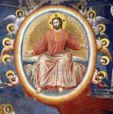 Il Cristo Giudice di Giotto (Padova, Scrovegni)
