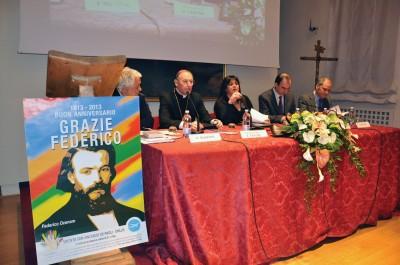 La presentazione del libro al museo diocesano