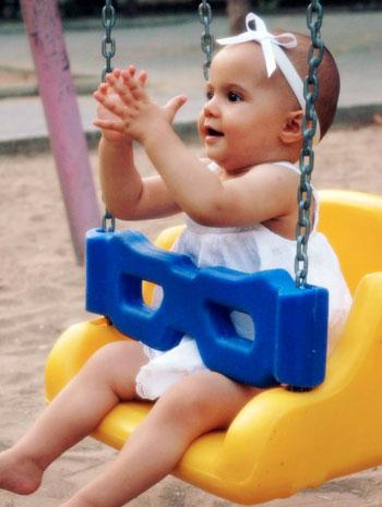 bambina-gioco