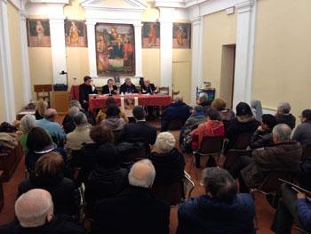 L'incontro al Centro Ecumenico