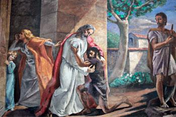Il ritorno del figliol prodigo di Antonio Luigi Gajoni