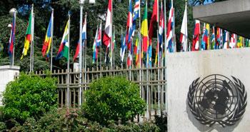 Sede del Consiglio dei Diritti Umani a Ginevra