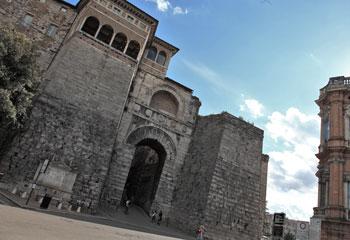 Arco etrusco (foto di Michele Tortoioli)