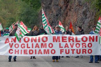 merloni-protesta-lavoro