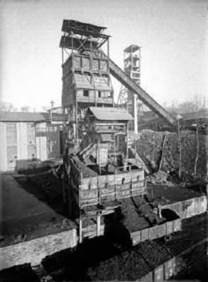 La miniera di Morgnano