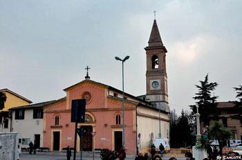 La parrocchia di San Marco a Sant'Eraclio