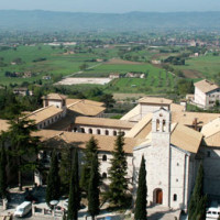 Serafico preghiera ecumenica Assisi
