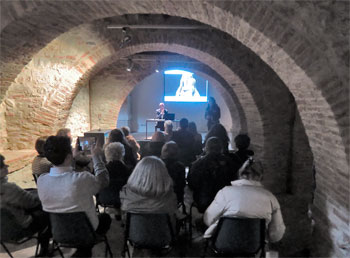 L'incontro organizzato dal Museo del duomo a Citerna