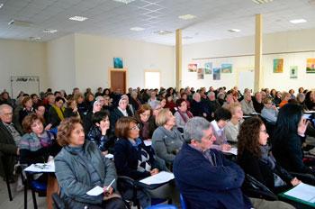 La platea durante il convegno
