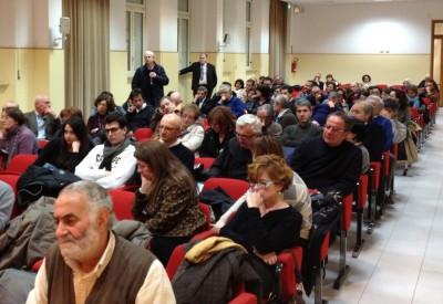 Perugia. Visita Pastorale: Bassetti incontra gli operatori sanitari cattolici 28 03 2014