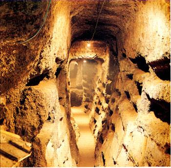 catacomba di Santa Cristina -Bolsena