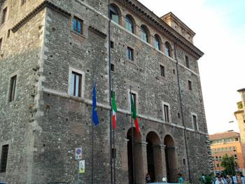 Palazzo Spada sede del Comune di Terni