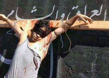 Siria--crocifissioni-in-piazza