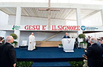 caserta-papa-francesco-evangelici-chiesa-evangelica-pentecostali
