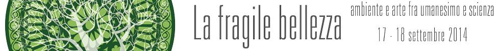 logo la fragile bellezza