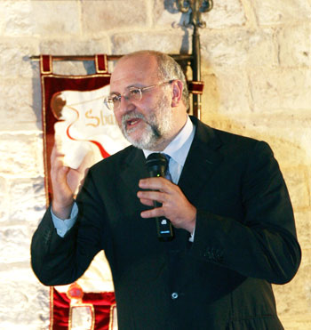 Il prof. Pier Giuseppe Pelicci