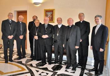La Conferenza episcopale umbra