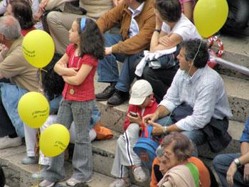 """Edizione 2008 di """"Famiglia in Festa"""" a Perugia"""