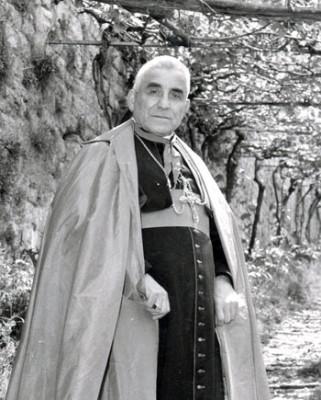 Il vescovo Beniamino Ubaldi