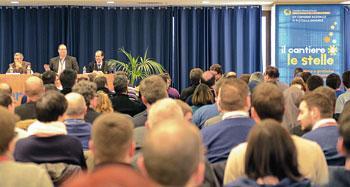 Un momento del 14° Convegno nazionale di pastorale giovanile (Brindisi, 9-12 febbraio)