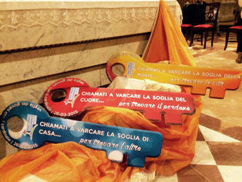 Veglia giovani quaresima 2015 Perugia