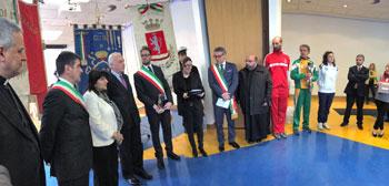 La delegazione accolta presso la sede irlandese dell'Ue