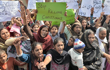 Cristiani perseguitati in Pakistan