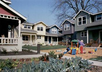 """Esempio di """"cohousing"""""""