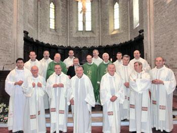 I Canonici Regolari del SS. Salvatore Lateranense
