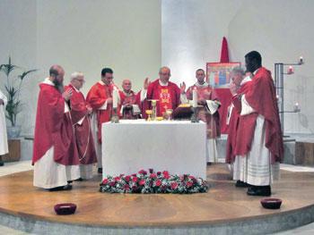 Veglia di Pentecoste a Casteltodino