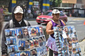 Festa per la beatificazione di Oscar Romero a San Salvador