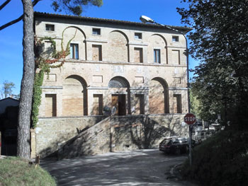 L'Ospedalone di San Francesco a Collestrada