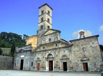La basilica di Santa Cristina