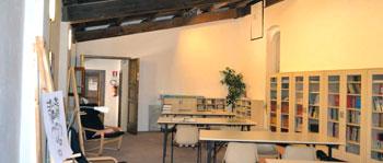 La biblioteca Multiculturale Mandela